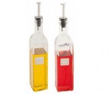 Bouteilles à huile